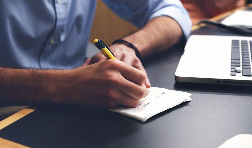 衛生管理者の効率的な勉強方法H2書くことは非効率④